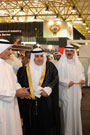 Opening of Travel World Expo, Kuwait International Fairground, March 29, 2011.